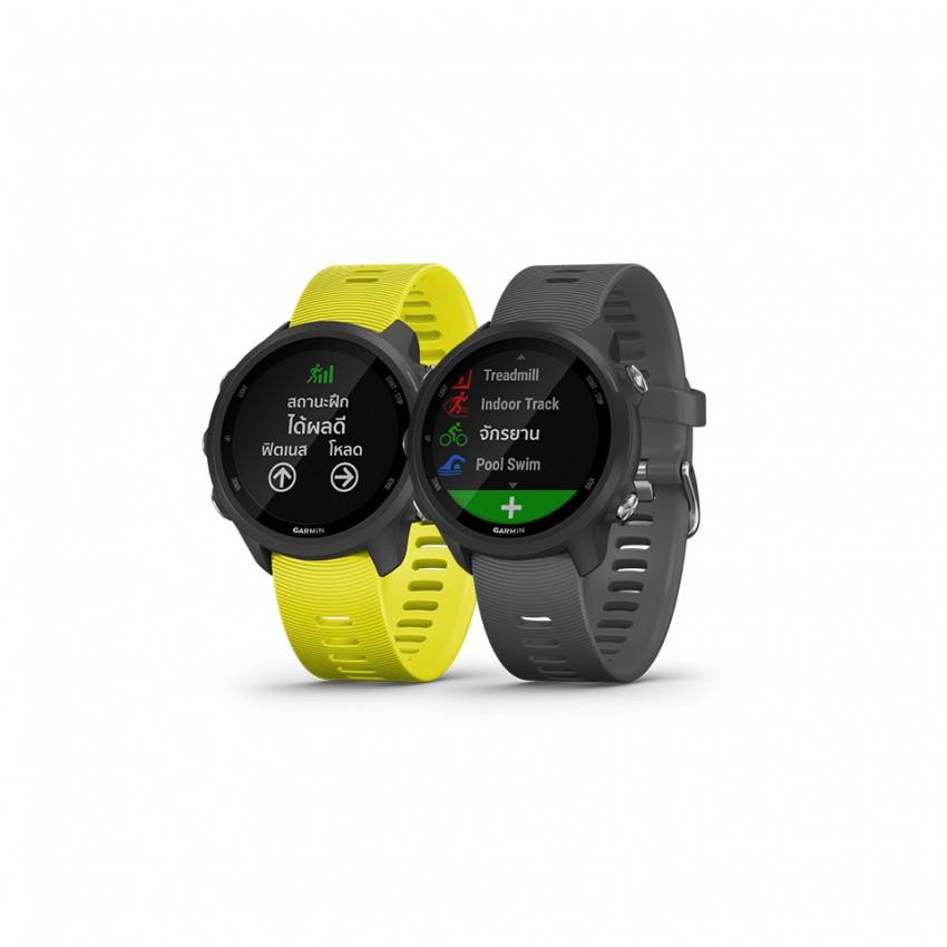 Garmin Forerunner 245 นาฬิกาวิ่ง GPS วัดชีพจร  ประกันศูนย์ไทย