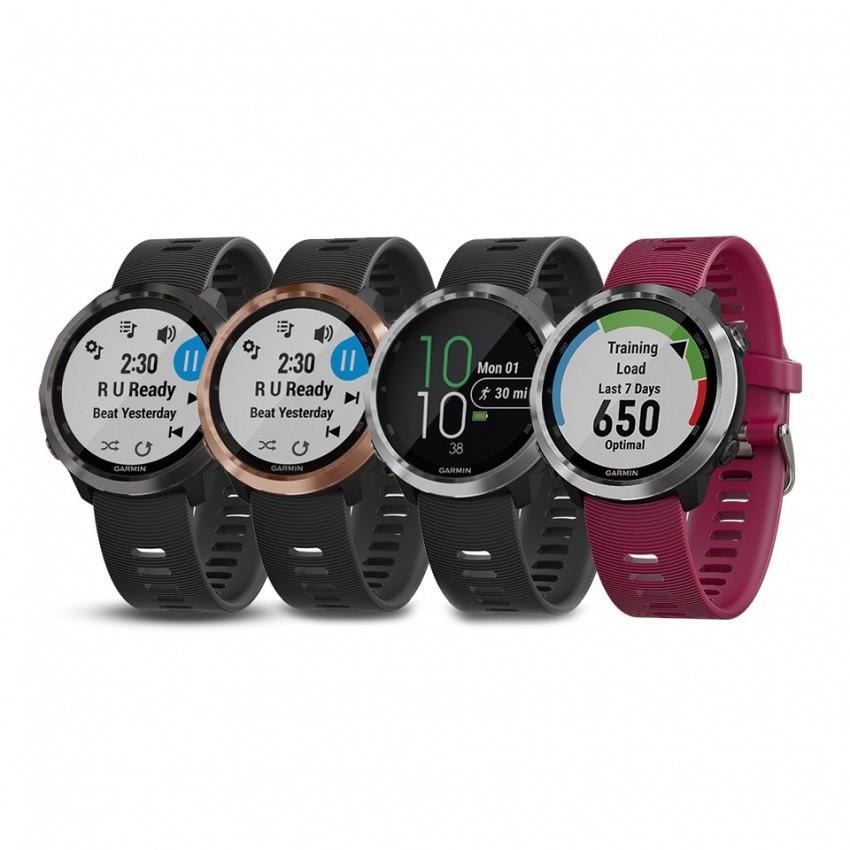 Forerunner®  645 - นาฬิกาวิ่ง GPS พร้อมฟังเพลง แถมฟรี!! ฟิล์มกระจก ประกันศูนย์ไทย