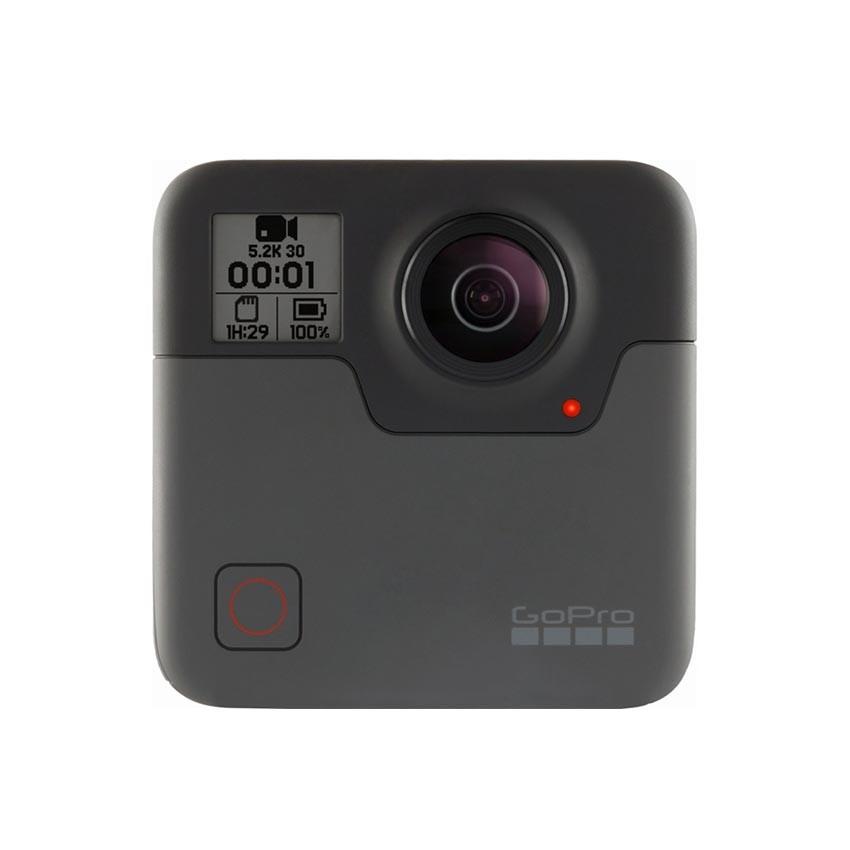 Fusion กล้องสองเลนส์ ถ่ายวิดีโอ VR 360 องศา ความละเอียด 5.2K