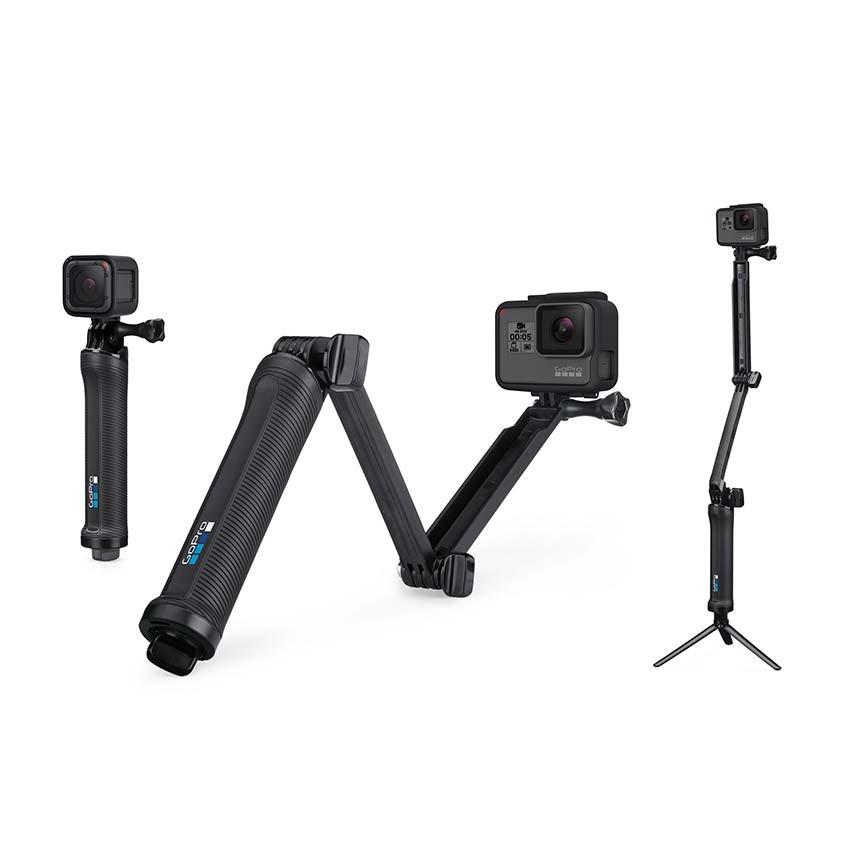 3-Way Grip - Arm - Tripod สำหรับกล้อง GoPro 5/6/7 Black