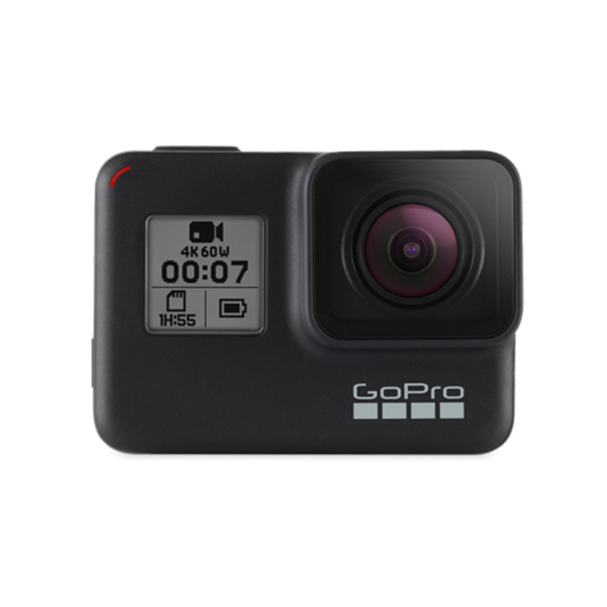 GoPro Hero 7 Black  4K 60 FPS, 12MP ศูนย์ไทย