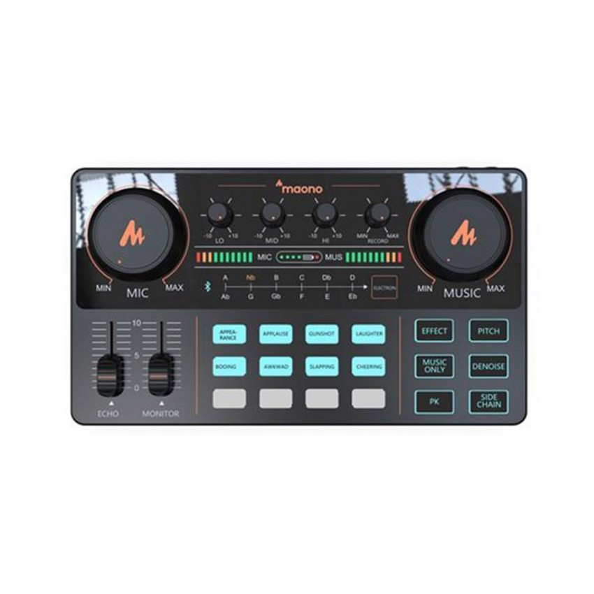MAONOCASTER Lite AU-AM200 Portable All-In-One Podcast Production Studio ศูนย์ไทย