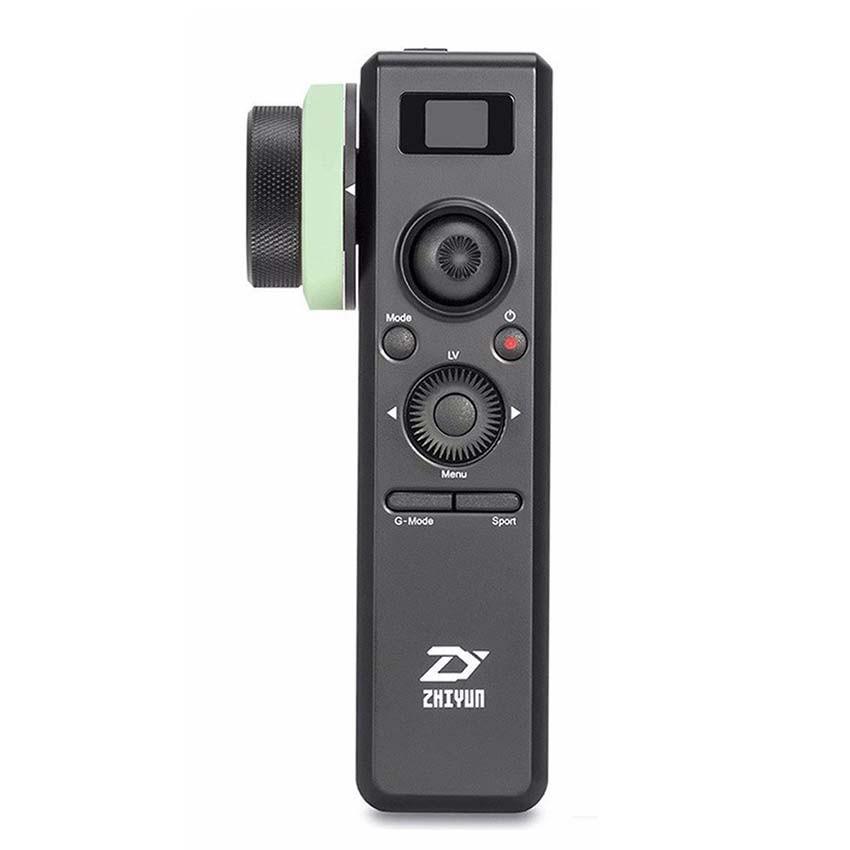 Motion Sensor Remote Control with Follow Focus - ZW-B03 / รีโมท ZW-B03 Motion Sensor Remote Control with Follow Focus -