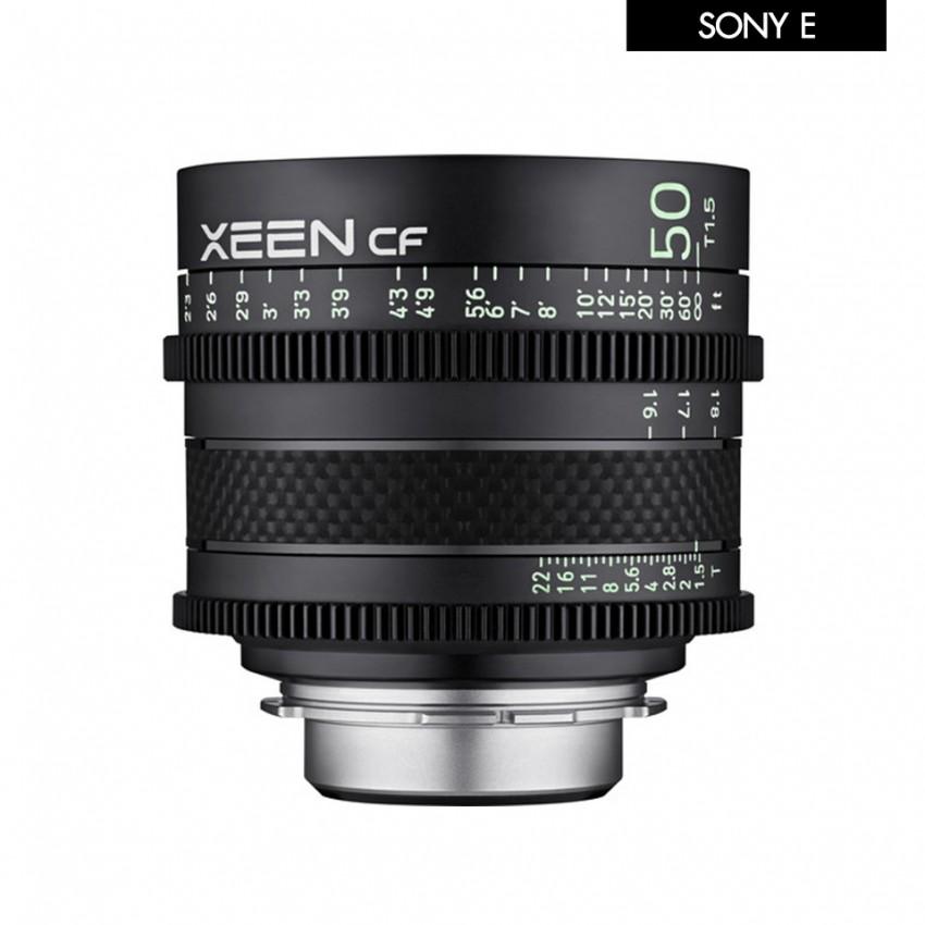 XEEN CF 50mm T1.5 Sony E ประกันศูนย์ไทย