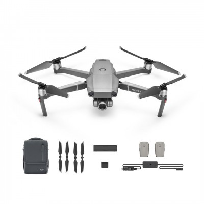 DJI Mavic 2 Zoom with Flymore Combo Kit  DJI Mavic 2 Zoom พร้อมชุดคอมโบ