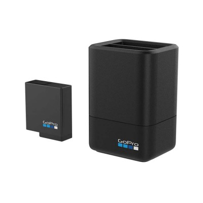 Gopro Hero 7 Dual Charger + Battery