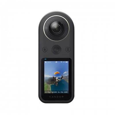 QooCam 8K กล้อง 360 ระดับ 8K 10Bit DNG 16bit