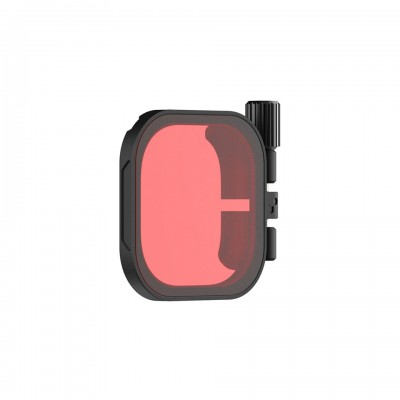 Polarpro RED FILTER HERO8 PROTECTIVE HOUSING สำหรับกล้อง GOPRO HERO8 BLACK