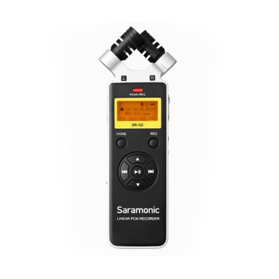 SR-Q2 handheld audio recorder