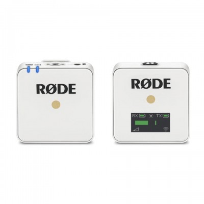 RODE Wireless Go White Edition ประกันศูนย์ไทย 2 ปี