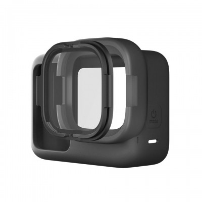 Rollcage Protective Sleeve + Replaceable Lens for HERO8 Black