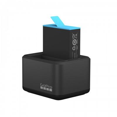 Dual Battery Charger + Battery (HERO 9 / HERO 10 Black ) ประกันศูนย์ไทย