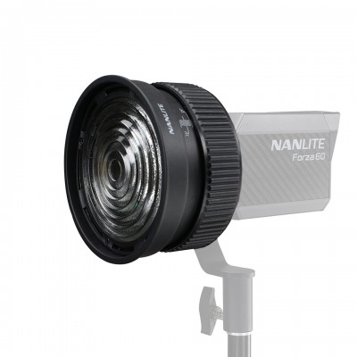 Nanlite FL-11 Fresnel Lens for Forza 60 (with barndoor) ประกันศูนย์