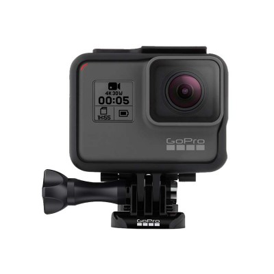 Hero 5 Black กล้อง 4K มาพร้อมระบบกันสั่นวีดีโอและกันน้ำในตัว