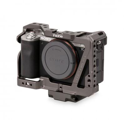 Tilta Full Camera Cage for Sony a7C Tilta Grey ประกันศูนย์ไทย