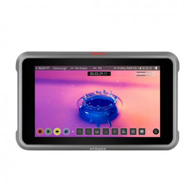 "Atomos Ninja V+ 5.2"" 8K 4K120 HDMI H.265 Raw Recording Monitor ประกันศูนย์"