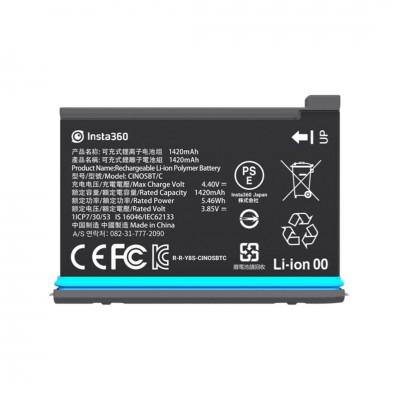 INSTA360 ONE X2 Battery ประกันศูนย์ไทย