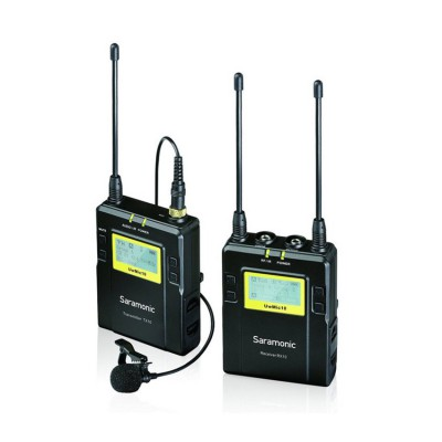 UHF Wireless Microphone Package UwMic10TH-TX10 + RX10
