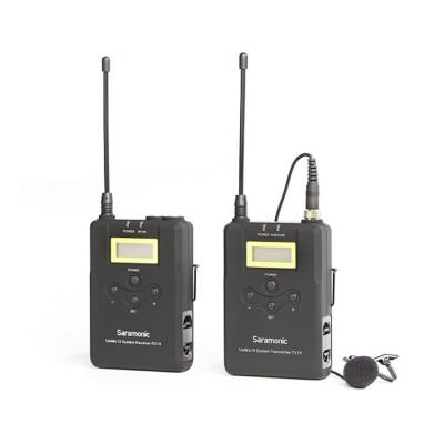 Saramonic UWMIC15 UHF Wireless Microphon 16 Ch ไมค์ไร้สาย 16 ชาแนล