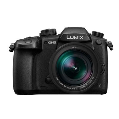 Lumix GH5 DC-GH5LGA-K + 12-60mm F2.8-4.0 ฟรี SDCard 16GB