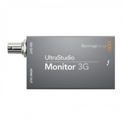 BlackMagic UltraStudio Monitor 3G รองรับ HDMI SDI  10bit 4:2:2 ประกันศูนย์ไทย (ใช้กับสาย Thunderbolt 3 เท่านั้น)