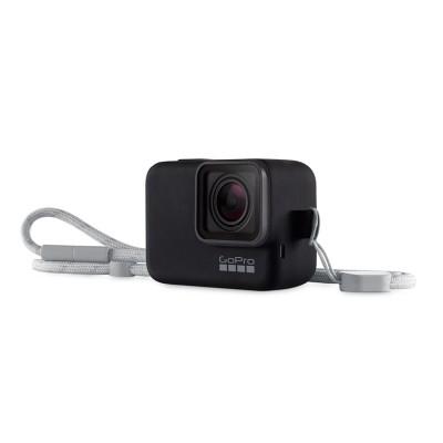 GoPro Sleeve + Lanyard  เคสยางซิลิโคนพร้อมสายคล้อง