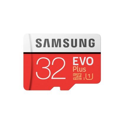 Samsung EVO Plus MicroSD Card ความจุ 32GB