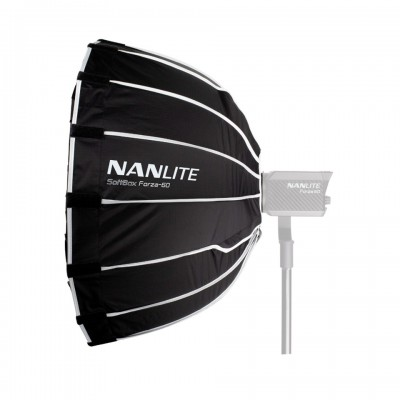 Nanlite Parabolic softbox of Forza 60 ประกันศูนย์