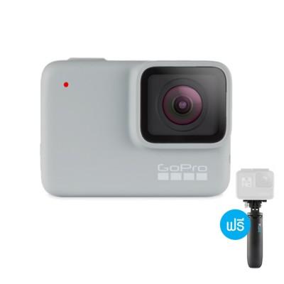 GoPro Hero 7 White แถมฟรี  GoPro Shotry มูลค่า 1,500 บาท