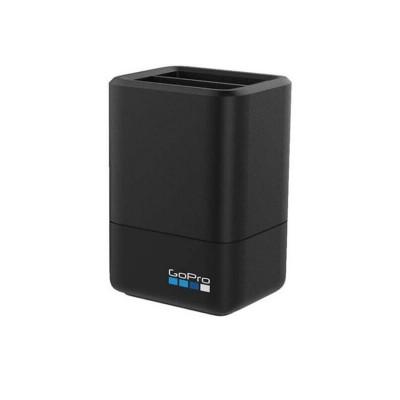 Dual Battery Charger + Battery แท่นชาร์จพร้อมแบต GoPro 5/6/7 Black