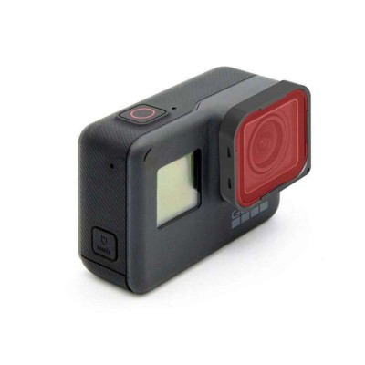 Blue Water Snorkel Filter (HERO 5,6) (Red Filter ดำน้ำลึก 1-10 เมตร)