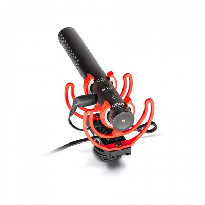 ไมค์ Rode VideoMic NTG Hybrid Analog/USB Camera-Mount Shotgun