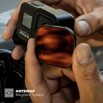 POLARPRO SHUTTER COLLECTION HERO8 BLACK ND8, ND16, ND32 สำหรับกล้อง GOPRO HERO8 BLACK