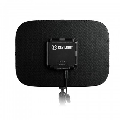 ELGATO Key light ไฟ LED 45w 2800LM มี Softbox ในตัวมาพร้อมที่หนีบโต๊ะแข็งแรงปรับระดับได้ ประกันศูนย์ไทย