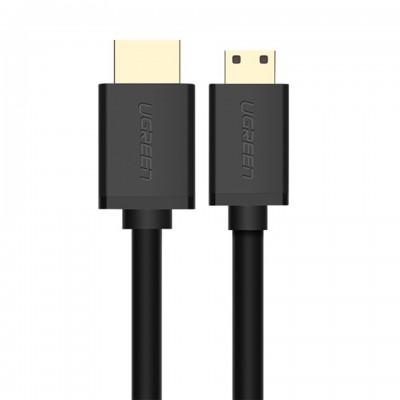Ugreen Mini HDMI to HDMI 2.0 4K 3D ยาว 1.5 เมตร ประกันศูนย์