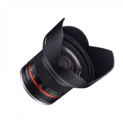 Samyang 12mm F2.0  (Fuji) Black ศูนย์ไทย
