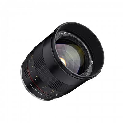 Samyang 85mm F1.8 Manual Focus Fuji X ศูนย์ไทย