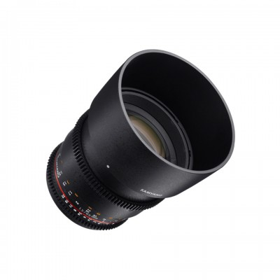 Samyang 85mm T1.5 VDSLR II  (Manual FocusT) ศูนย์ไทย