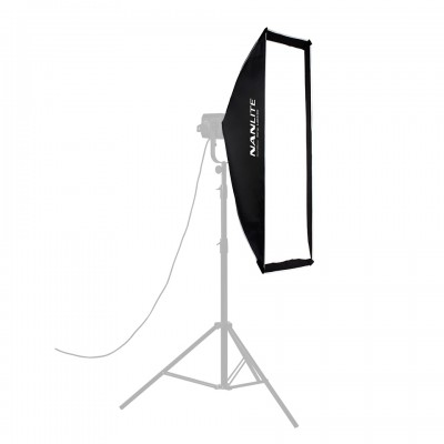 NanLite Stripbank Softbox with Bowens Mount 45*110CM ประกันศูนย์ไทย