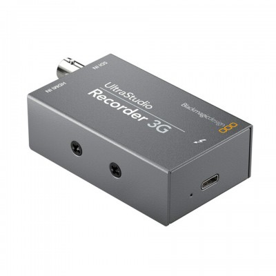 BlackMagic UltraStudio Recorder 3G รองรับ HDMI SDI 10bit 4:2:2 ประกันศูนย์ไทย (ใช้กับสาย Thunderbolt 3 เท่านั้น)