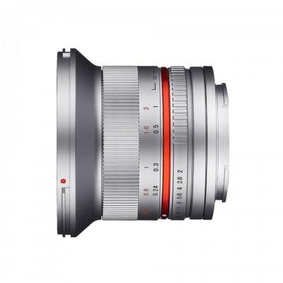 Samyang 12mm F2.0  (Sony) Silver ศูนย์ไทย