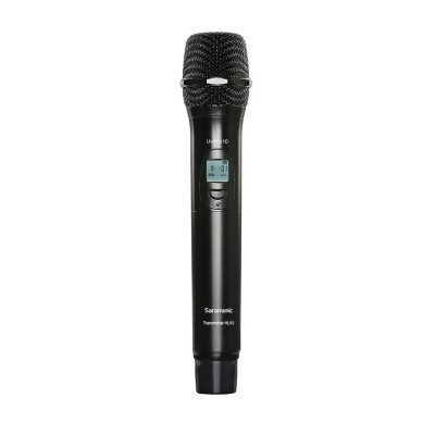 Hand-held microphone