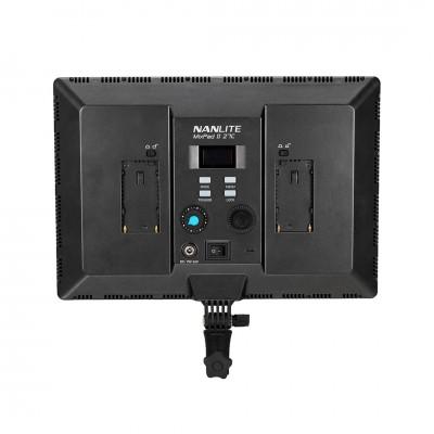 NANLITE Mixpad II 27C RGBWW LED Panel Light ประกันศูนย์ไทย