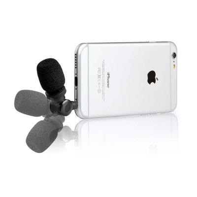 SmartMic Condenser Microphone for  SmartMic รีวิวไมค์เล็กสำหรับมือถือ  Vlog