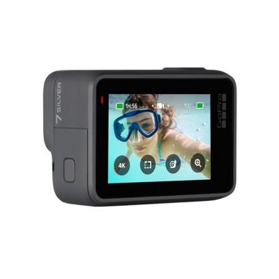 GoPro Hero 7 Silver 10MP 4K 30FPS  พร้อมกันสั่นวีดีโอ ประกันศูนย์ไทย