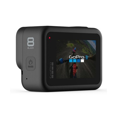 GoPro Hero 8 Black Special Bundle HERO 8 Black, Shorty, Head Strap, Sandisk Extreme 32GB , Battery เสริม ประกันศูนย์ไทย