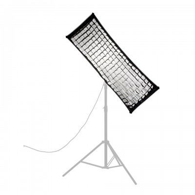 Nanlite Eggcrate Match for Stripbank Softbox 45*110CM ประกันศูนย์