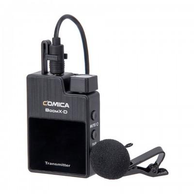 Comica Audio BoomX-D D2 ไมค์ไวเลส 1:2 ศูนย์ไทย