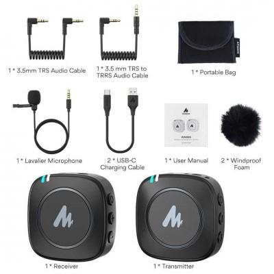 MAONO AU-WM820 Wireless Microphone ประกันศูนย์ไทย