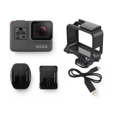 Hero 6 Black รองรับการถ่ายวิดีโอ 4K ที่ 60 เฟรมต่อวินาที